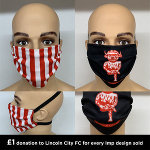 Lincoln City FC Imp - Stripe