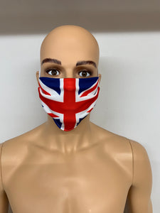 Union Jack Covering