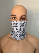 Skulls Face Mask Covering