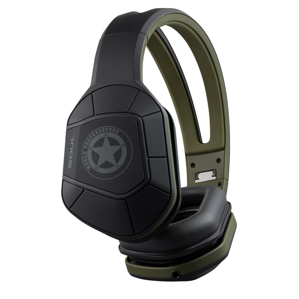 Combat+ Ultimate Active Performance Over-Ear Headphones