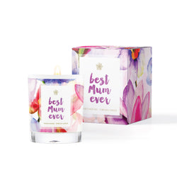 'Best Mum Ever' Soy Candle 220ml