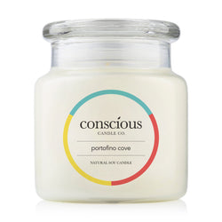 Portofino Cove 510g Natural Soy Candle