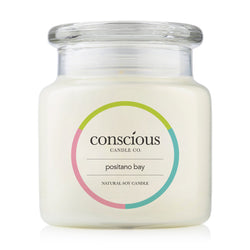 Positano Bay 510g Natural Soy Candle