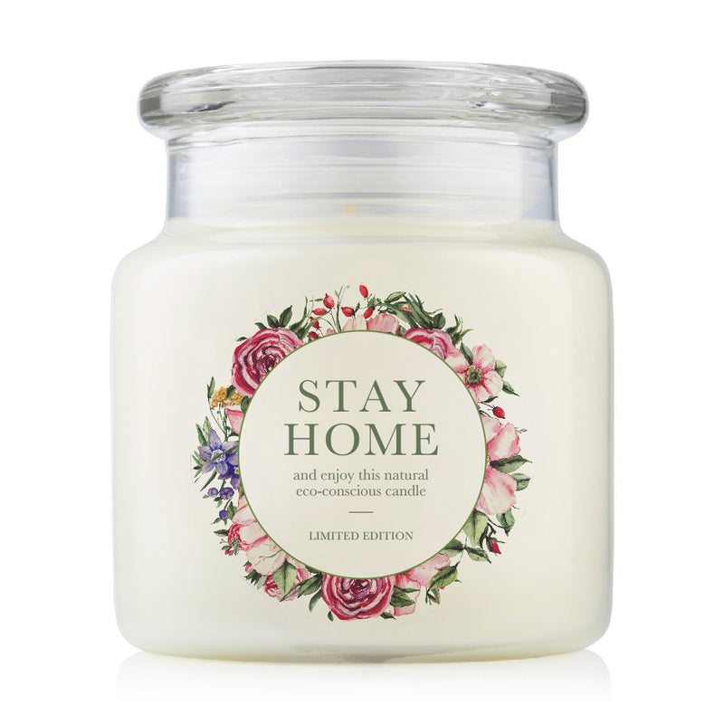 Stay Home 510g Natural Soy Candle