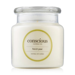 French Pear 510g Natural Soy Candle
