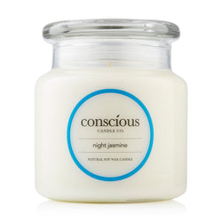Night Jasmine 510g Natural Soy Candle