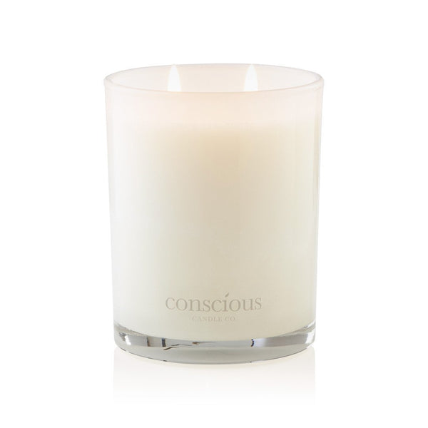 Lemongrass, Lemon & Eucalyptus 270ml Aromatherapy Candle