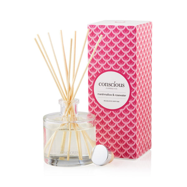 Marshmallow & Rosewater 150g Diffuser
