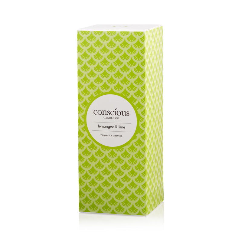 Lemongrass & Lime 150g Diffuser