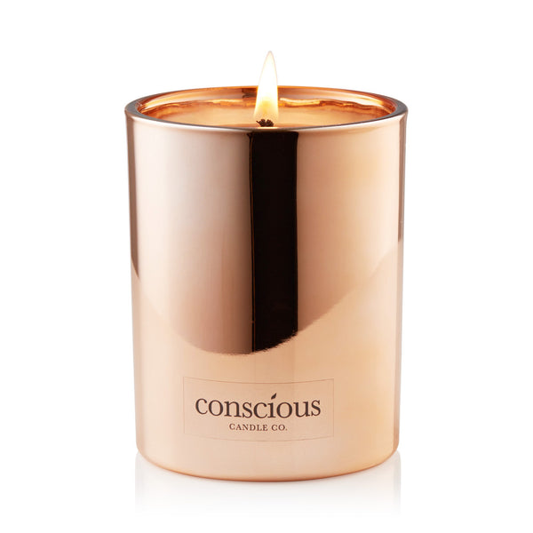 Vanilla Caramel 270g Soy Copper Candle