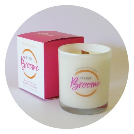 Broome - Triple Scented Soy Candle