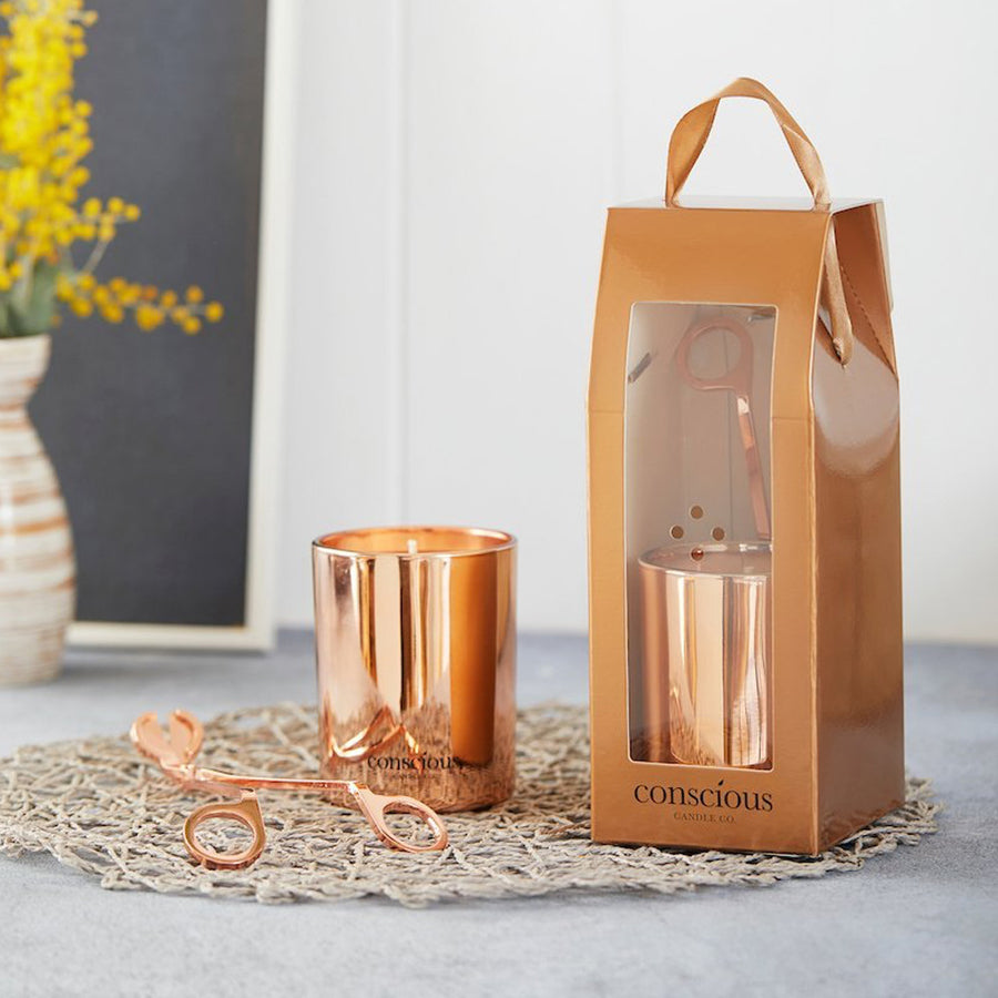 Copper Luxe Giftset