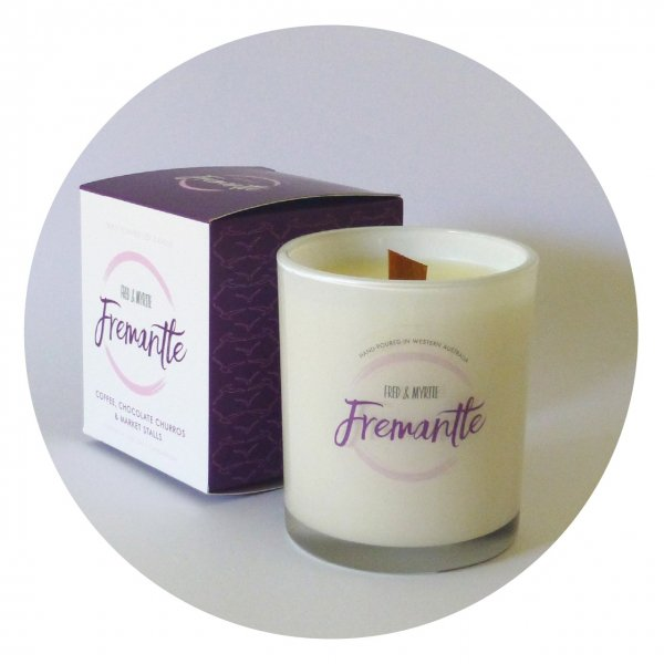 Fremantle - Triple Scented Soy Candle