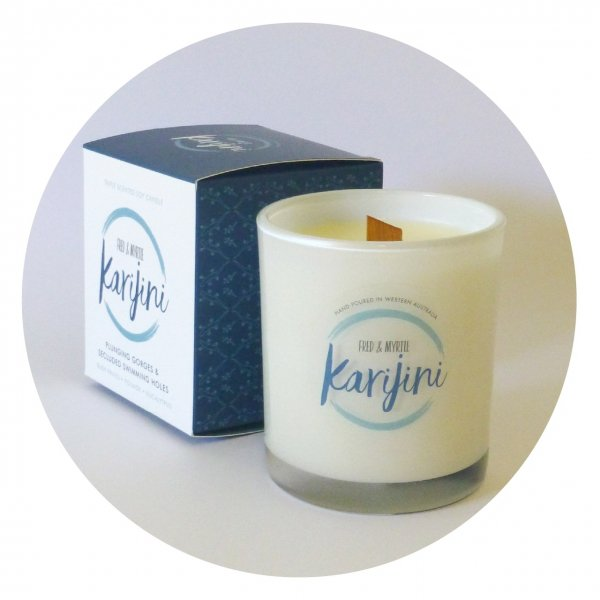 Karijini - Triple Scented Soy Candle