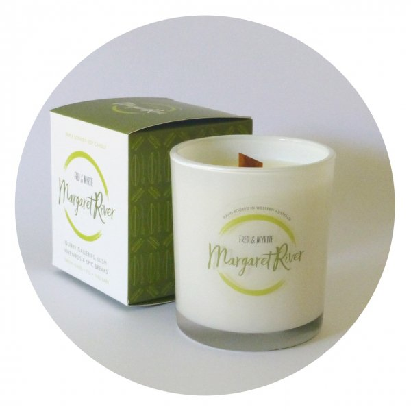 Margaret River - Triple Scented Soy Candle