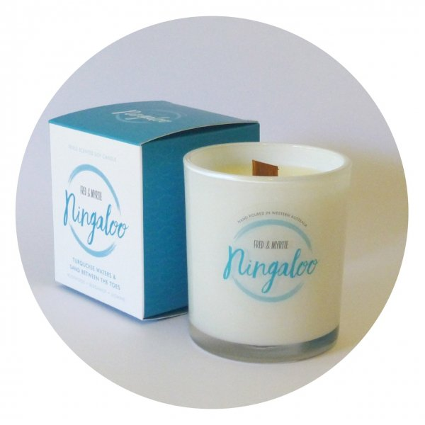 Ningaloo - Triple Scented Soy Candle