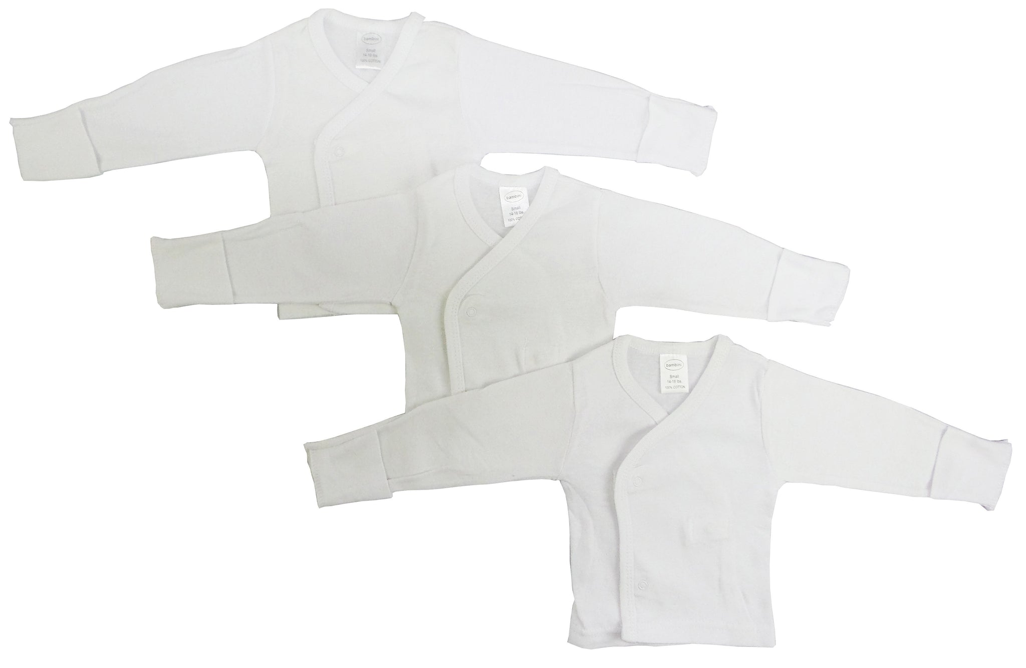 412bad757 Long Sleeve Side Snap Shirts For Babies – EDGE Engineering and ...