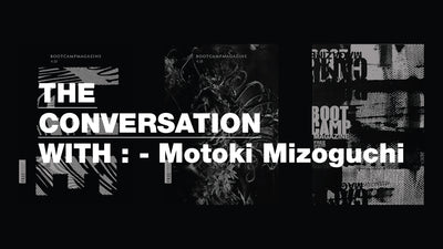 The Conversation with Motoki Mizoguchi