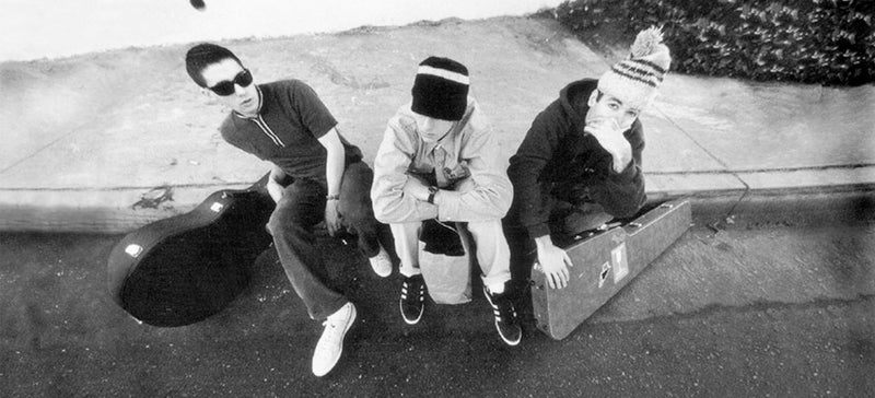 Beastie Boys Sneaker Influence