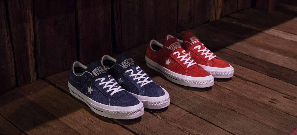ac3170728f725c Converse CONS One Star  Hairy Suede  – CROSSOVER ONLINE