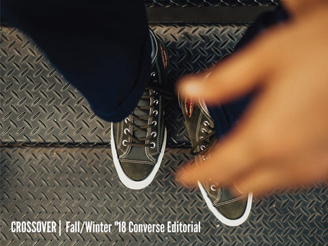 Fall/Winter '18 Converse Editorial