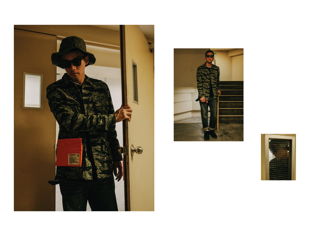 264a7a6ce3a70 NEIGHBORHOOD FW18 Editorial – CROSSOVER ONLINE