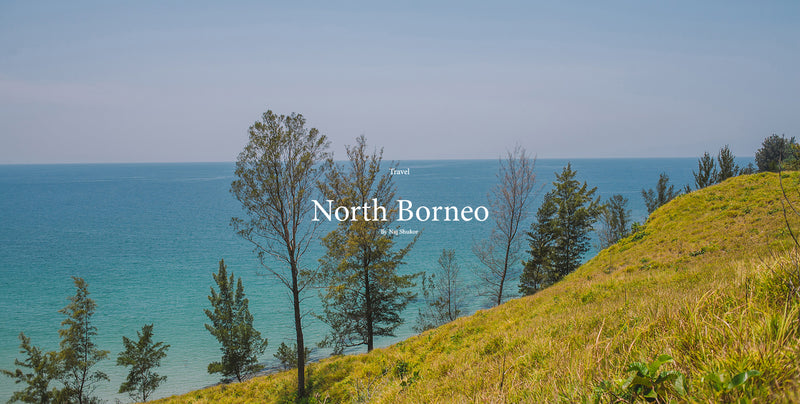 North Borneo by Naj