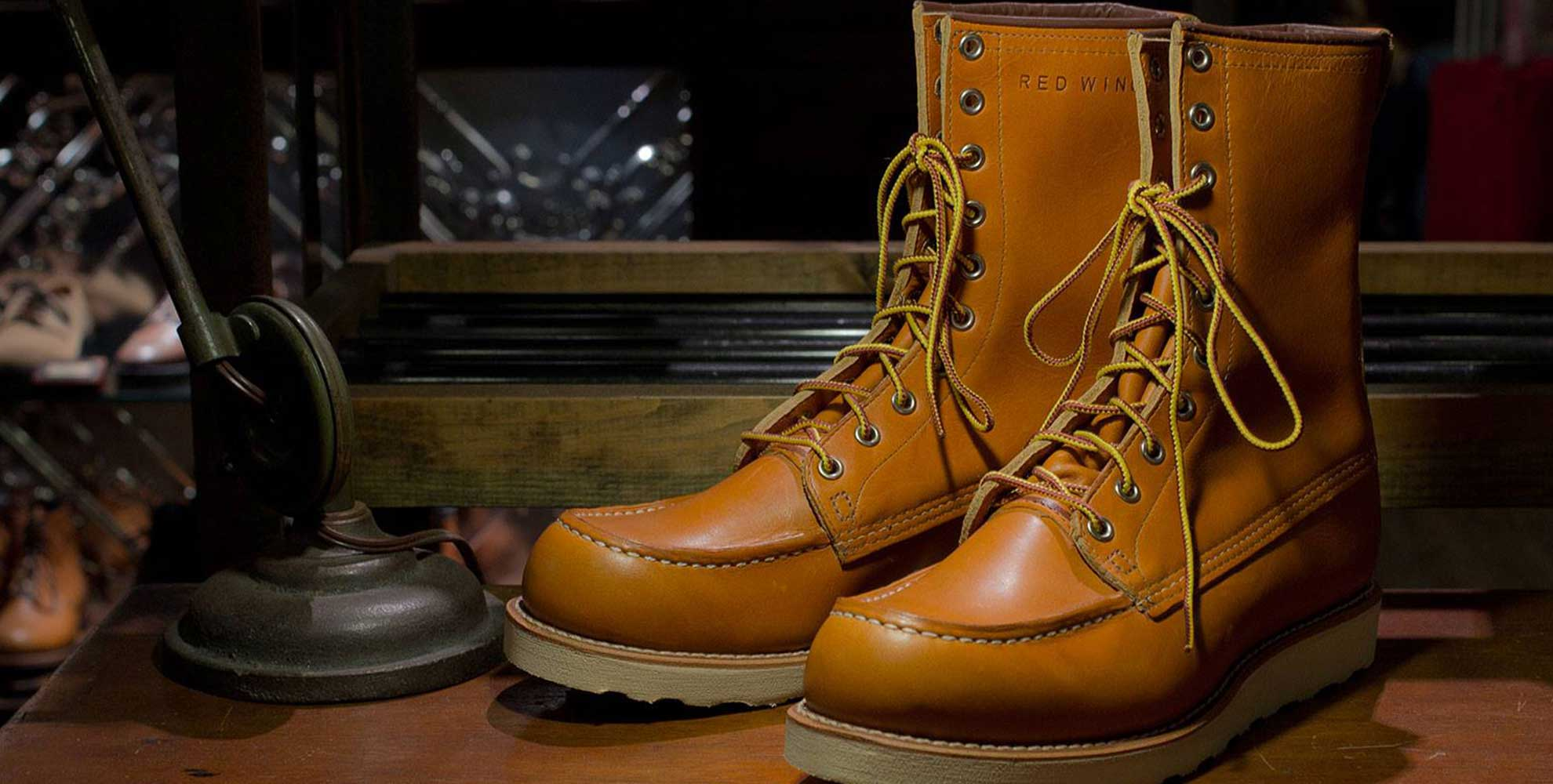 Past, Present, Future: Red Wing - Irish Setter