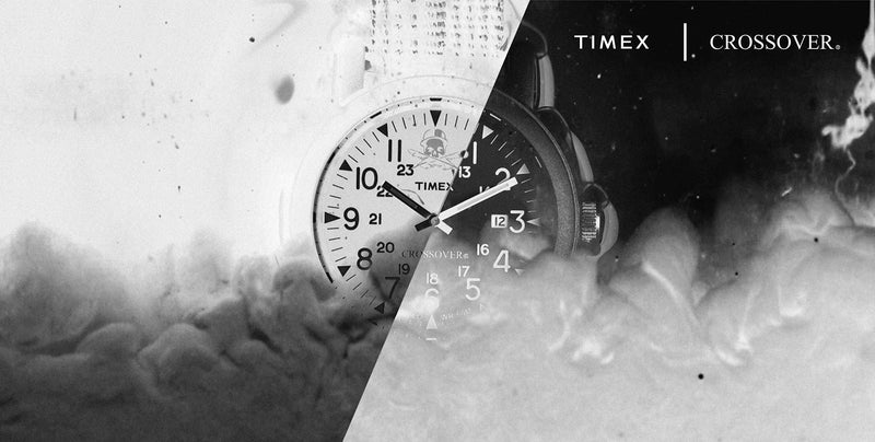 Timex x CROSSOVER
