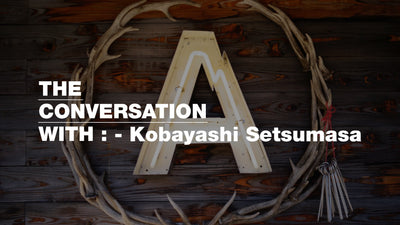 The Conversation with Kobayashi Setsumasa