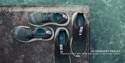 adidas UltraBOOST x Parley for the Oceans