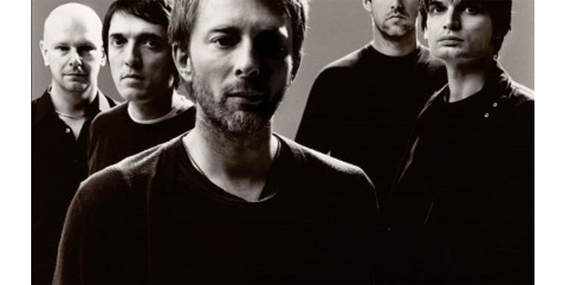 Radiohead's Resurrection : A Moon Shaped Pool