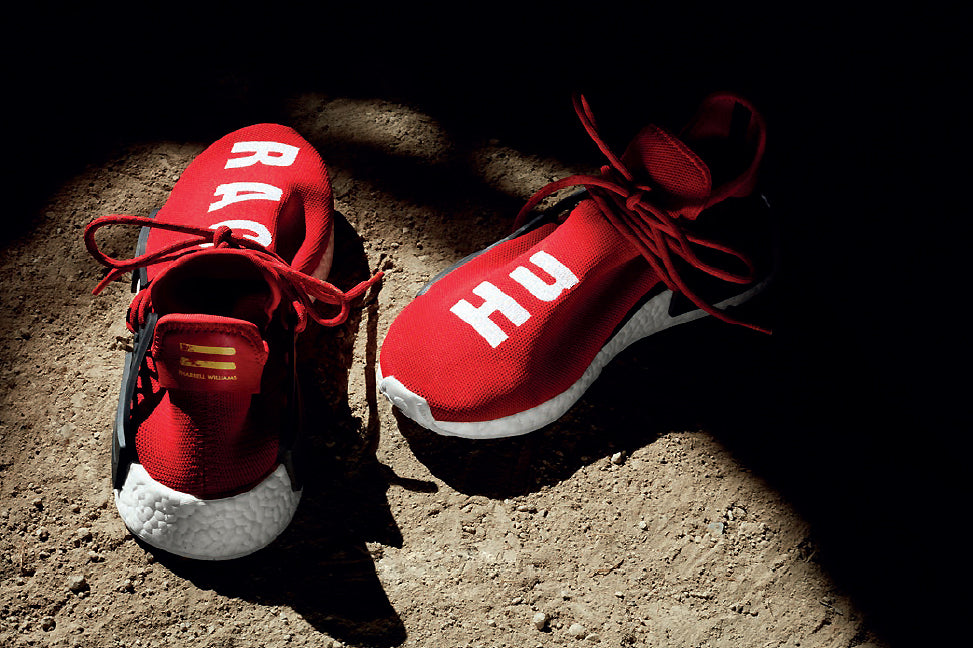 ADIDAS ORIGINALS = PHARRELL WILLIAMS 'HU' COLLECTION