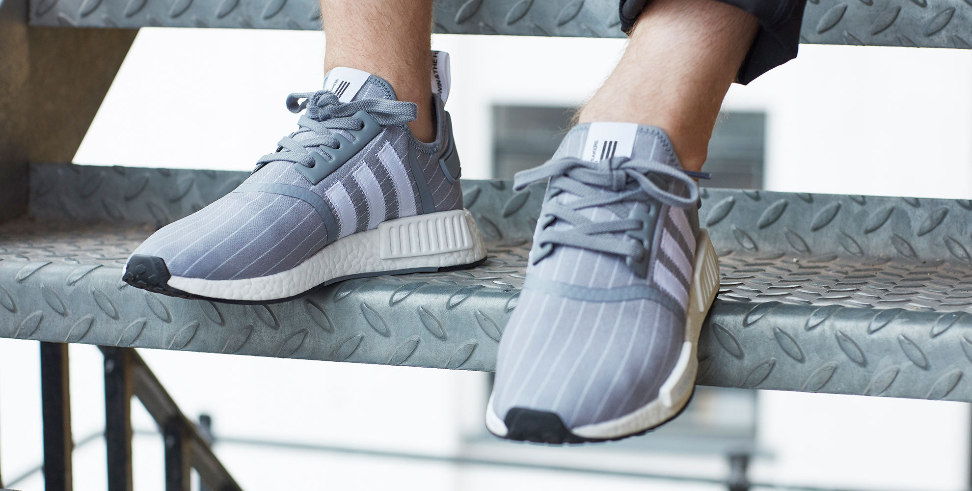 wholesale dealer e6876 ddb4d BEDWIN  THE HEARTBREAKERS X ADIDAS NMD R1