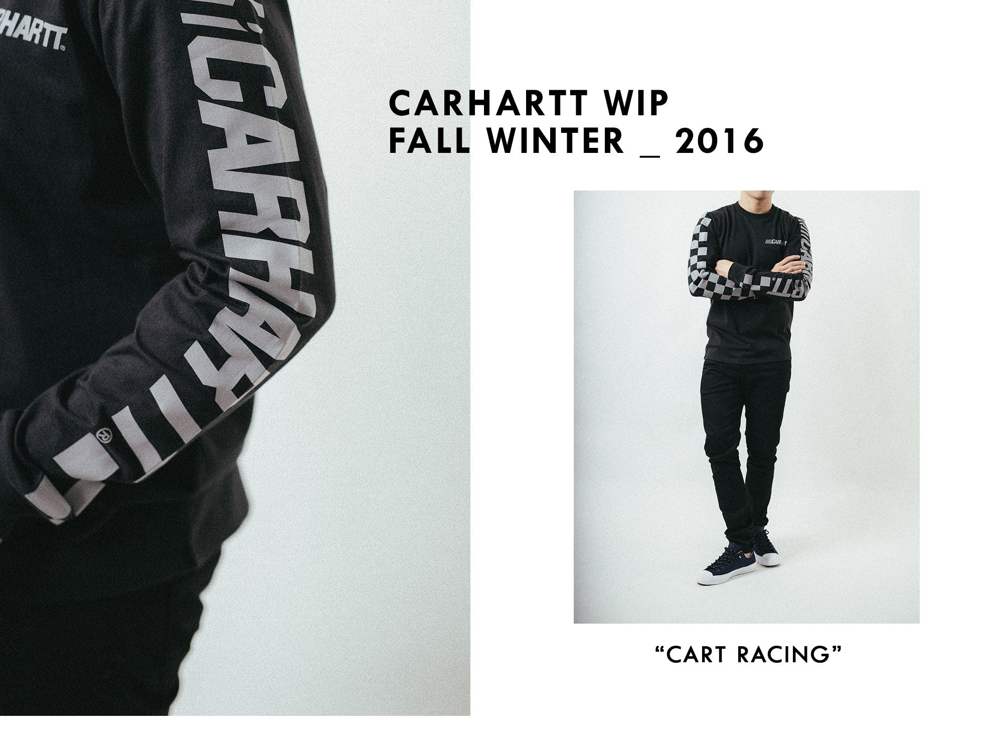 CARHARTT WIP FW16 - CART RACING
