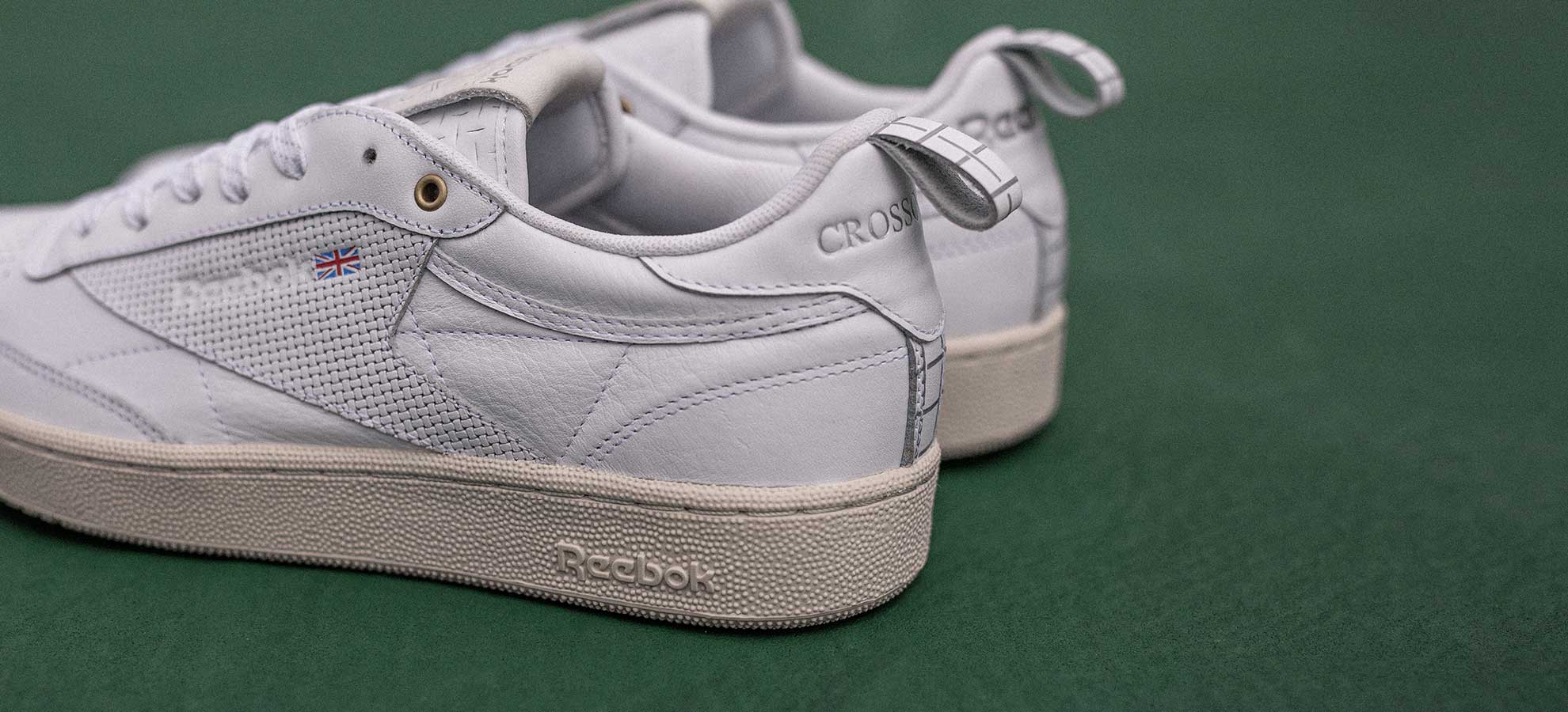 "CROSSOVER X REEBOK CLUB C ""MATCH POINT"""