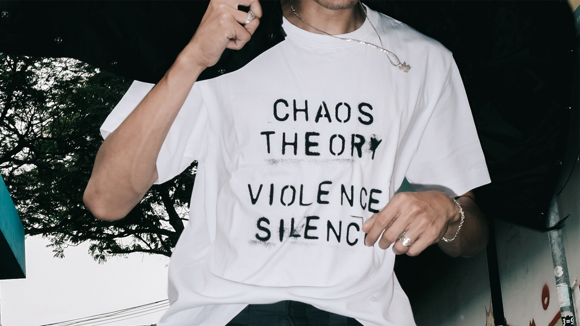 Crossover Spring '18 - Chaos Theory