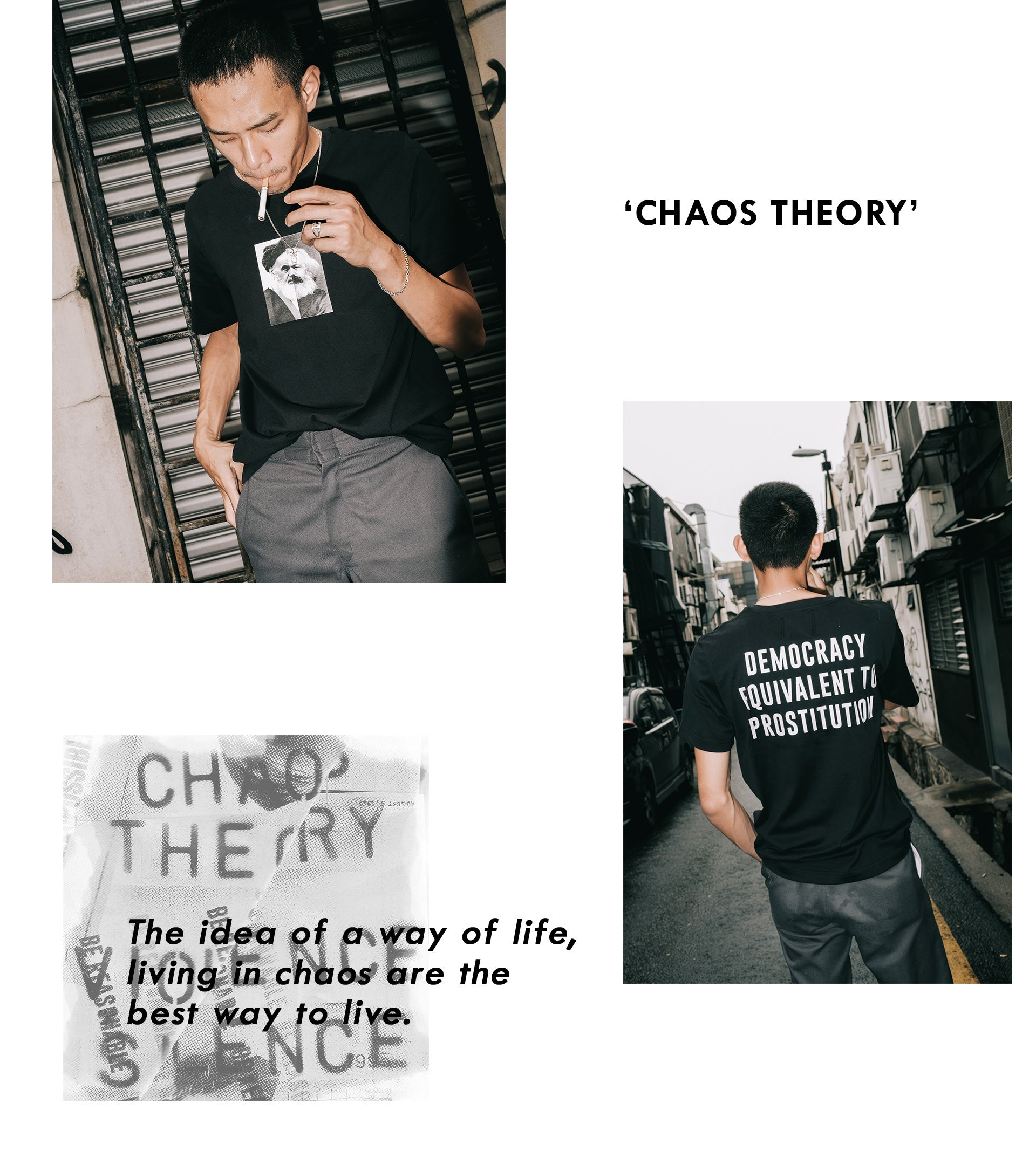 Crossover '18 Collection - Chaos Theory