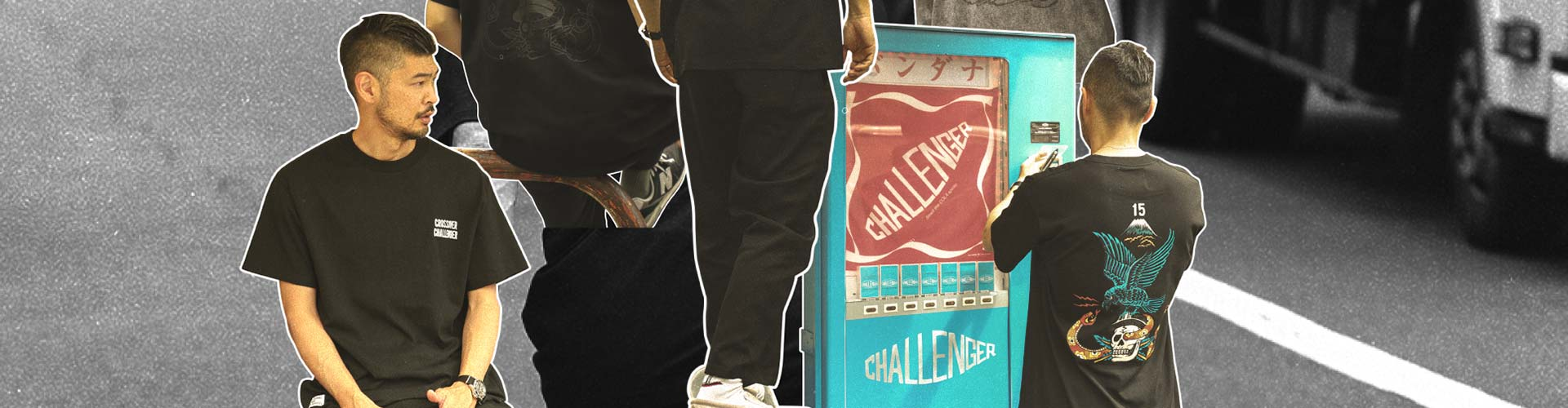 """Crossover x Challenger """"The Revival"""""""