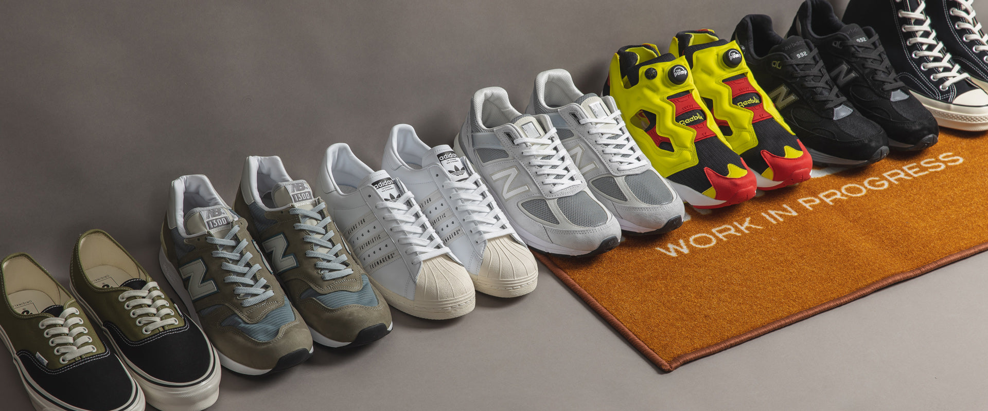 Crossover Summer Sneakers