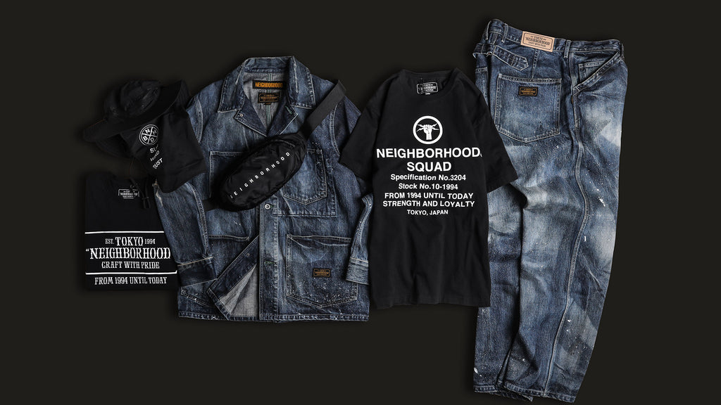 Neighborhood Spring Summer 2019