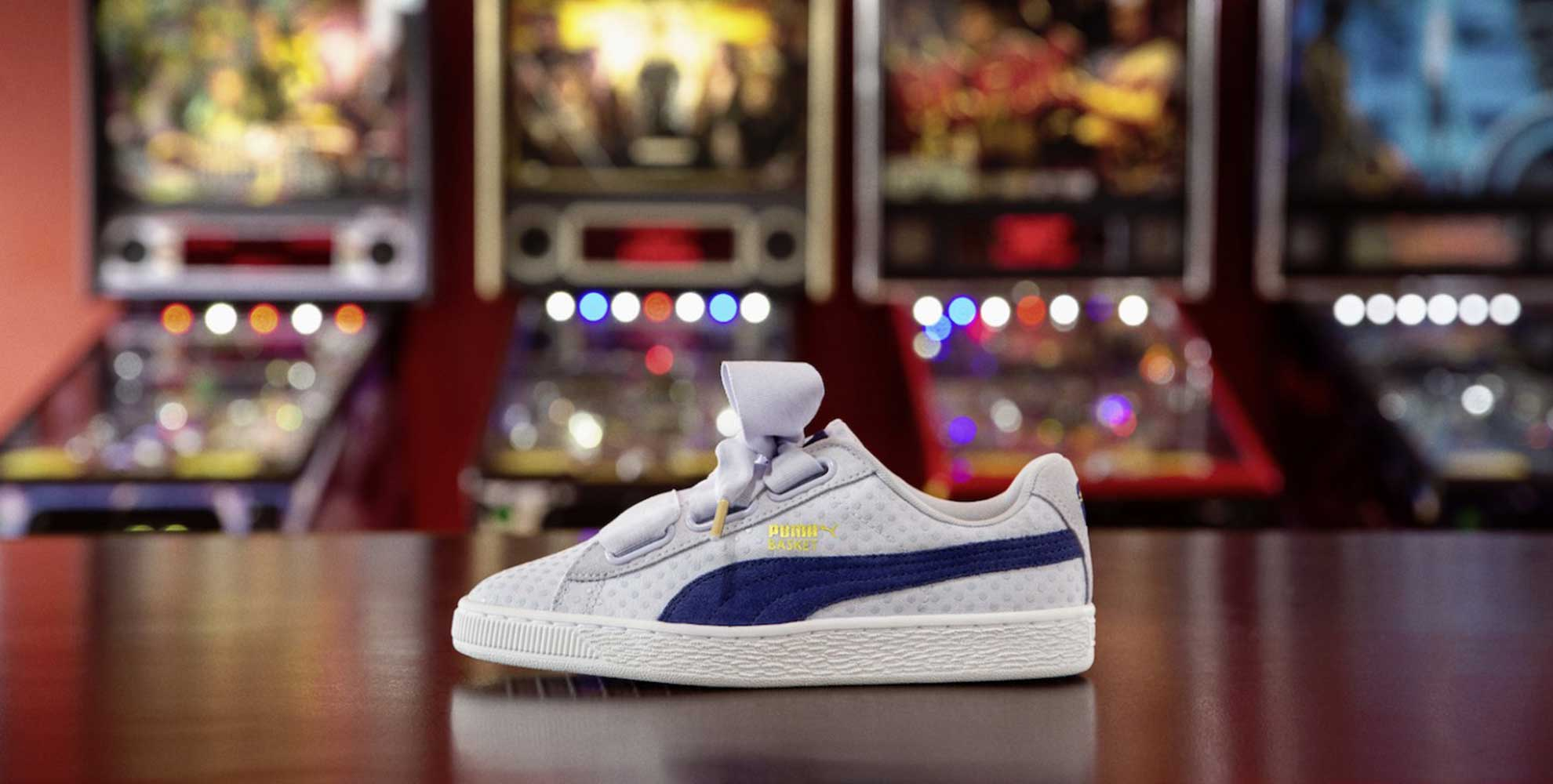 PUMA WOMEN'S BASKET HEART DENIM PACK - DO YOU