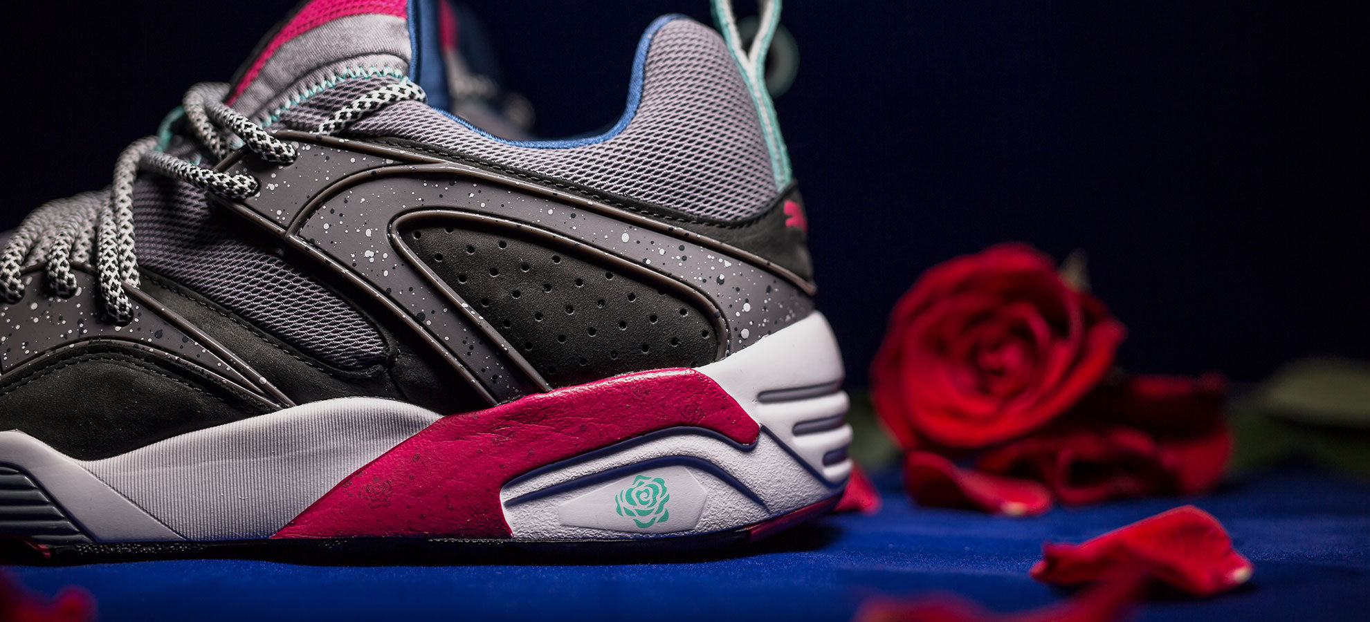 PUMA X CROSSOVER BLAZE OF GLORY 'ROSES'
