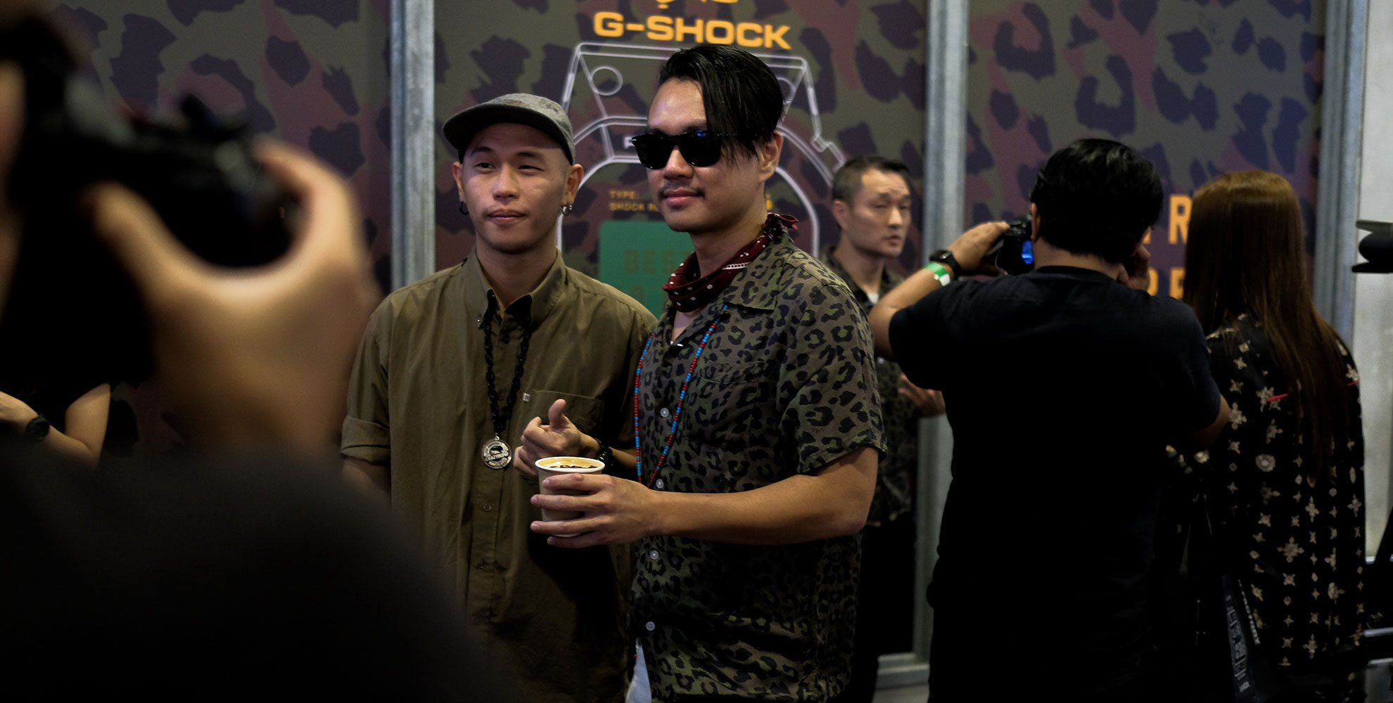 G-Shock x SBTG Media Launch