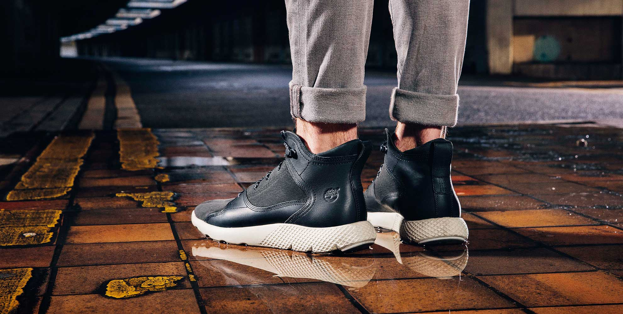 UPLIFT THE SNEAKERBOOT : TIMBERLAND FLYROAM