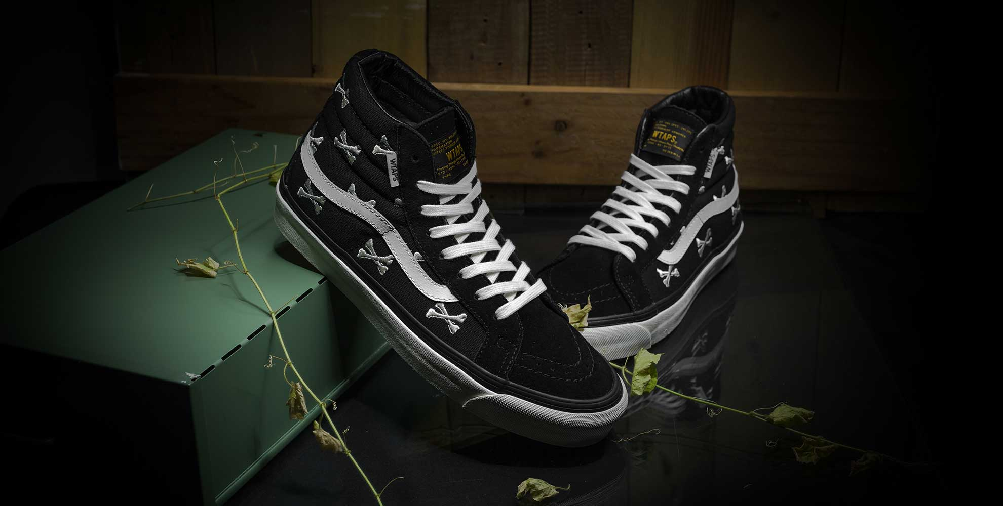 VAULT BY VANS X WTAPS COLLECTION 2016