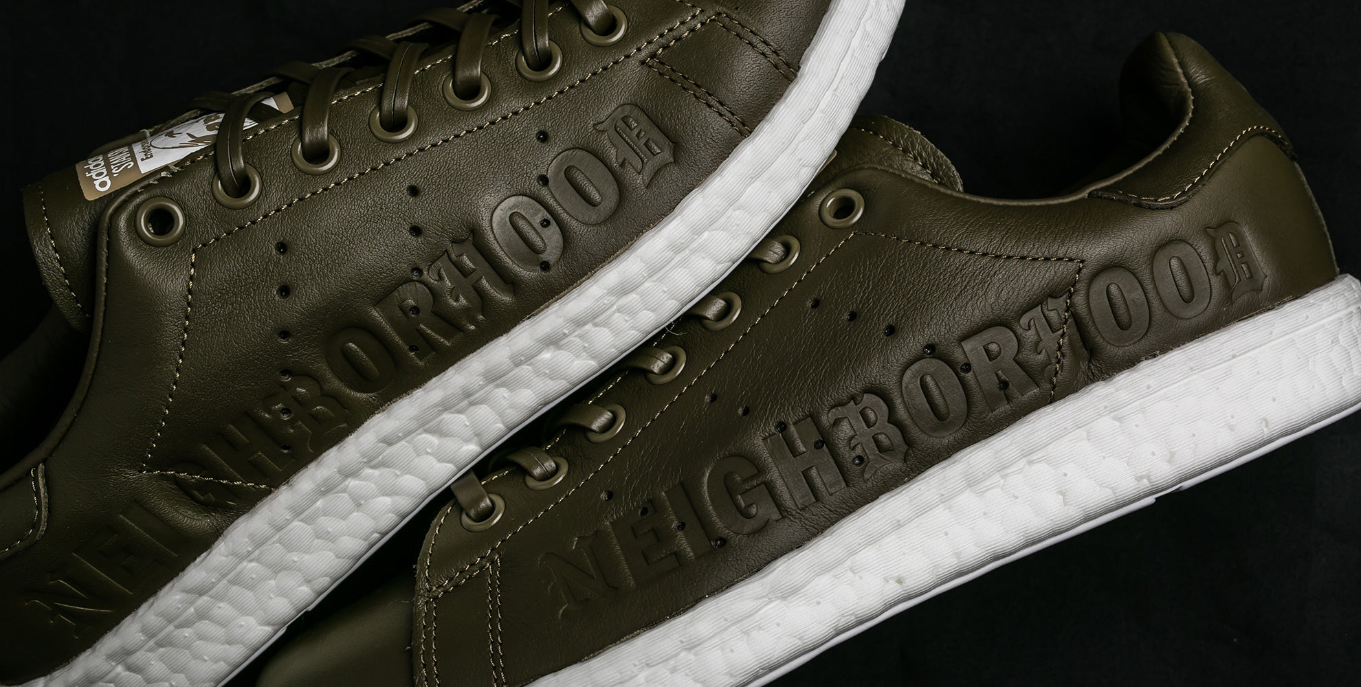 Adidas Originals By Neighborhood Stan Smith
