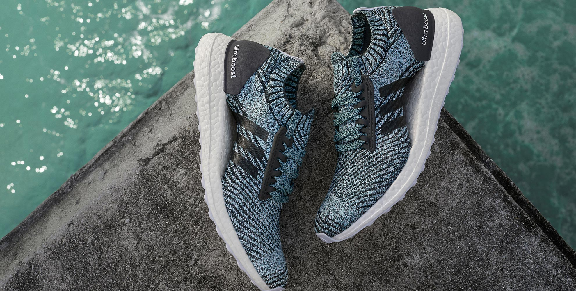 timeless design e0bf2 d2ae0 adidas UltraBOOST x Parley for the Oceans – CROSSOVER ONLINE