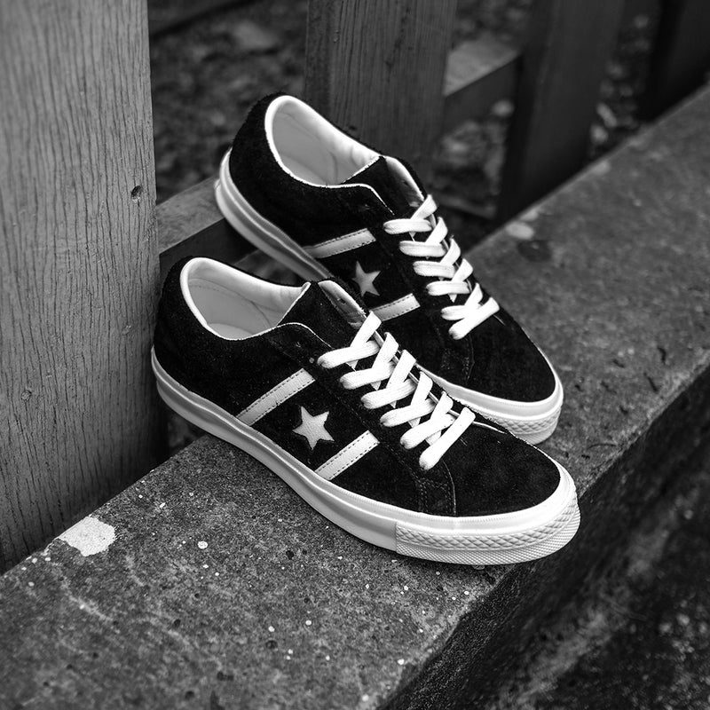 Converse One Star Academy Black