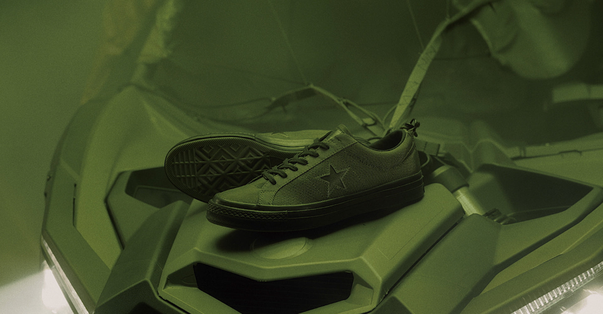 Converse x Carhartt WIP One Star 'Green'